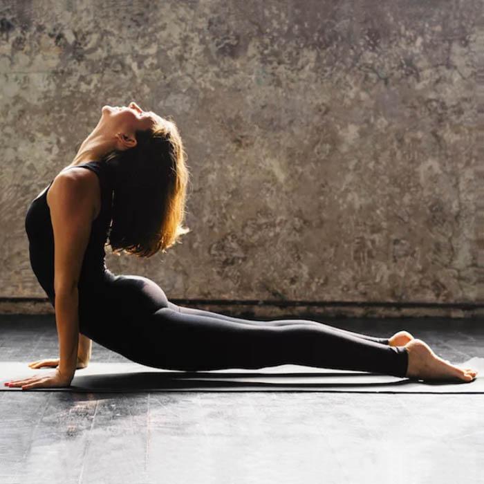 vinyasa flow jóga