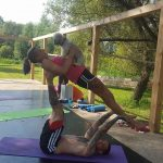 akro jóga